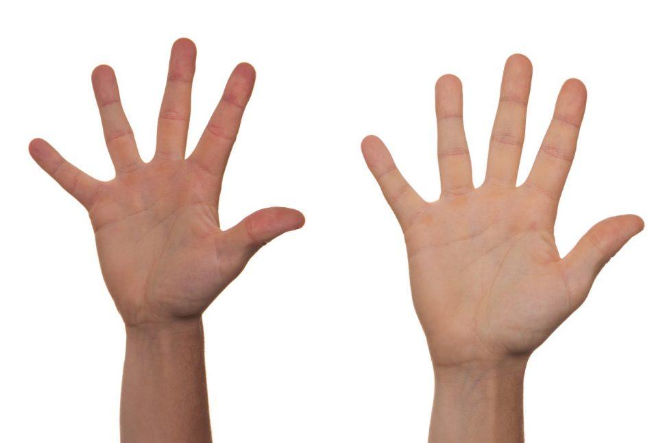 Iperidrosi di palmo delle mani, pianta dei piedi e viso. Scoprine di più.