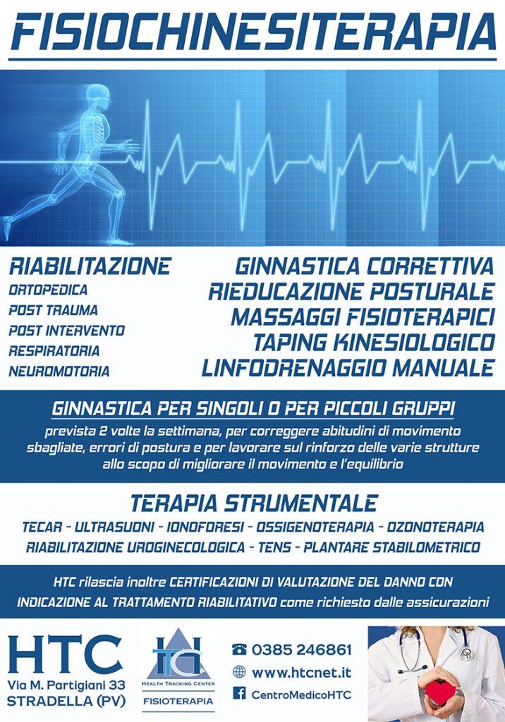 Fisioterapia, Fisiochinesiterapia, Riabilitazione, Ginnastica Correttiva, Rieducazione Posturale e molto altro!
