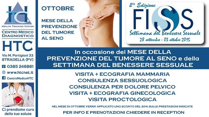 Prevenzione del Tumore al Seno e Benessere Sessuale: Sconti e visite gratuite