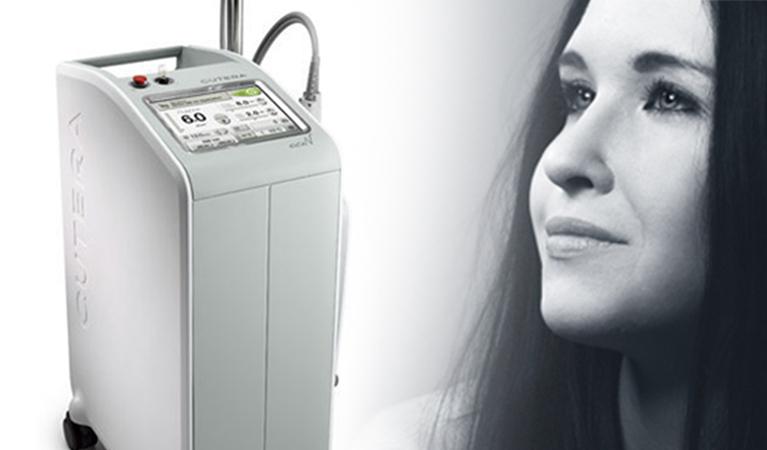 Laser per eliminare capillari, macchie e segni di invecchiamento della pelle