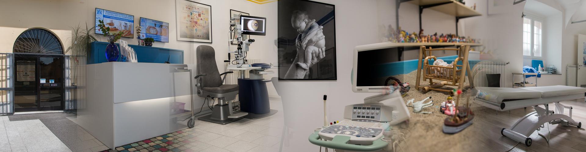 chi siamo HTC Centro Medico Stradella PV