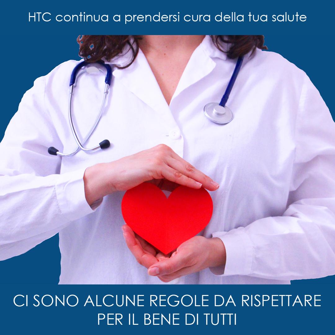 Protocollo COVID 19 HTc Centro Medico