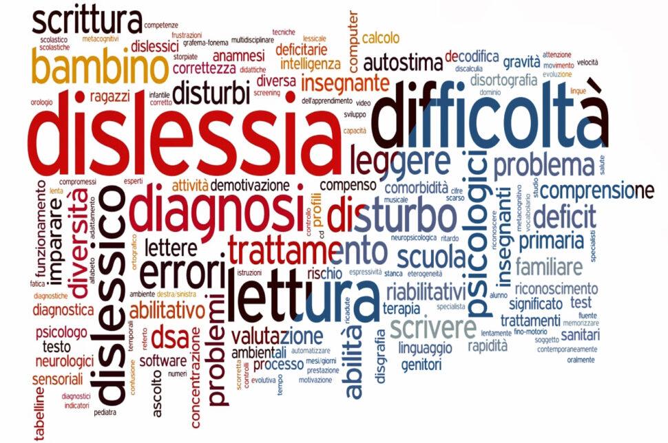 Disturbo Specifico di Apprendimento - HTC Centro Medico Stradella Pavia
