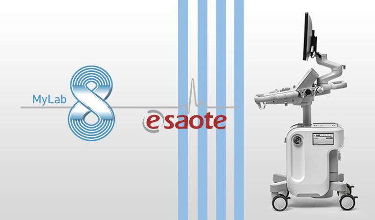 Nuova piattaforma ecografica esaote - HTC Centro Medico Stradella Pavia