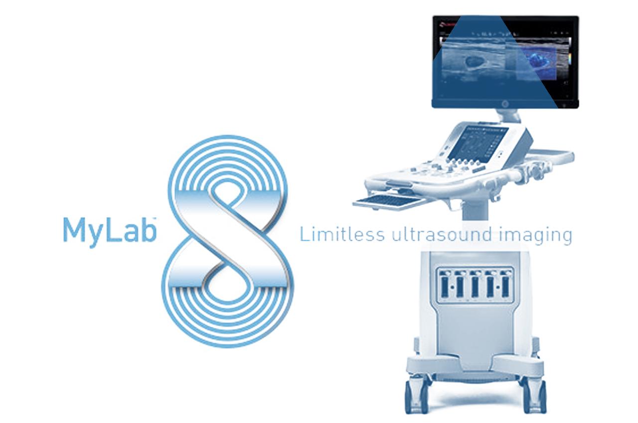 Nuovo ecografo Mylab X8 di Esaote - HTC Centro Medico Stradella Pavia