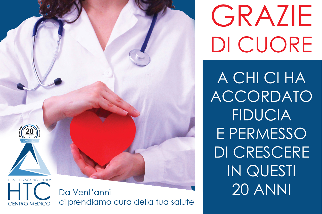 HTC Centro Medico Stradella Pavia - 20 anni